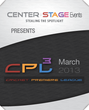 Center Stage Events: CPL3